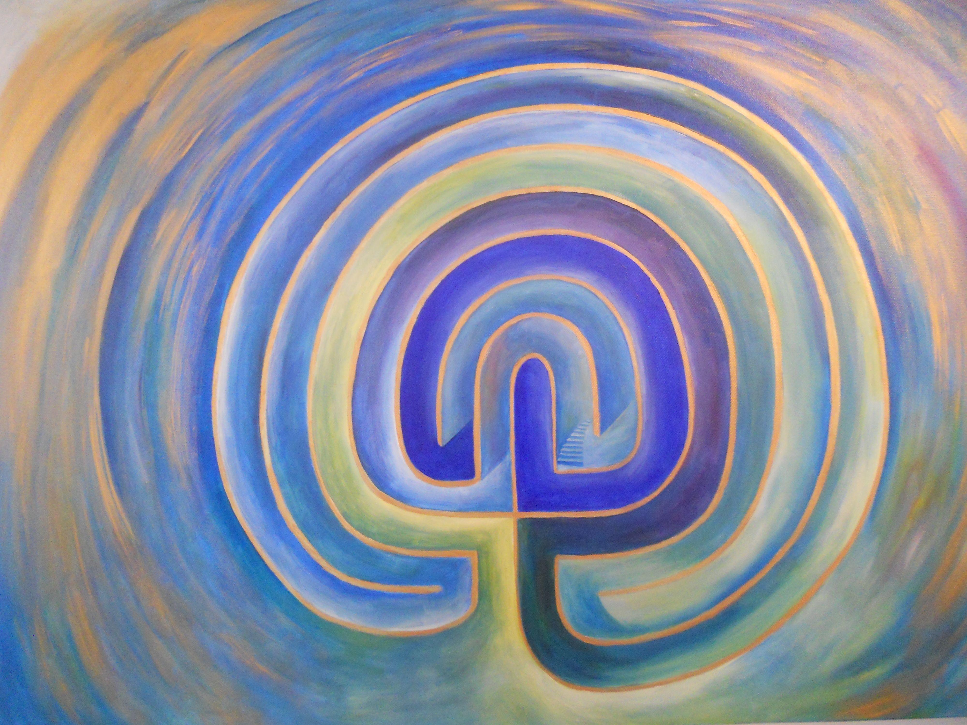 Labirinto – Artemeditazione (Associazione Nidra)