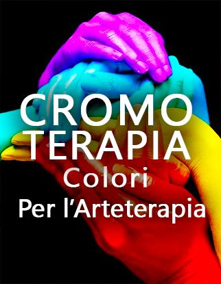 Cromoterapia: colori per l'Arteterapia