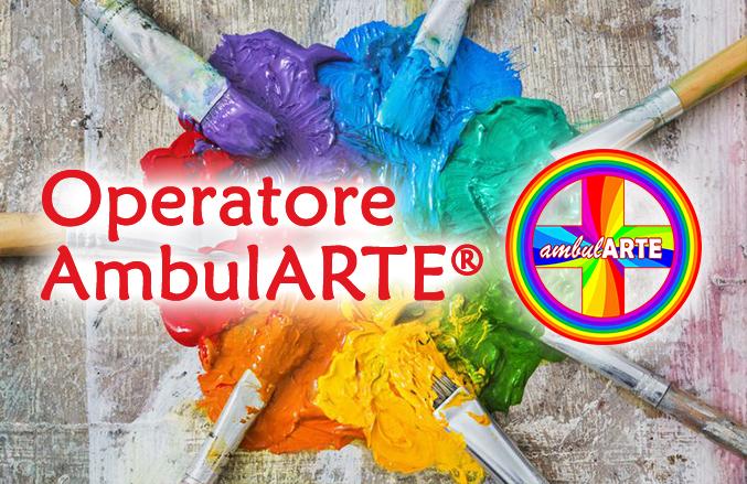 AmbulARTE® – laboratori artistici nei luoghi di cura